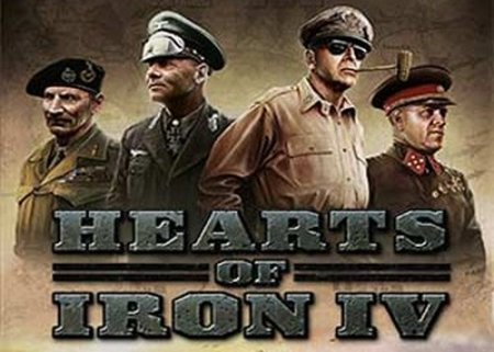 Hearts of Iron IV (2015) Xbox360