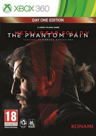 Metal Gear Solid 5: The Phantom Pain (2015) XBOX360