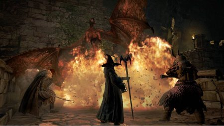 Dragons Dogma. Dark Arisen (2013) Xbox360