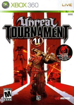 Unreal Tournament 3 (2008) Xbox360