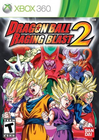 Dragon Ball - Raging Blast 2 (2010) Xbox360