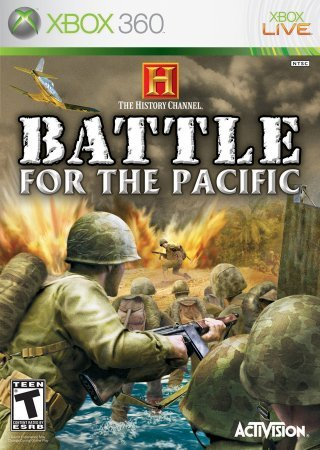 The History Channel: Battle for the Pacific (2007) Xbox360