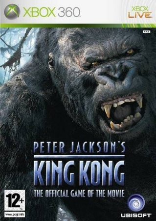 Peter Jacksons King Kong (2005) Xbox360