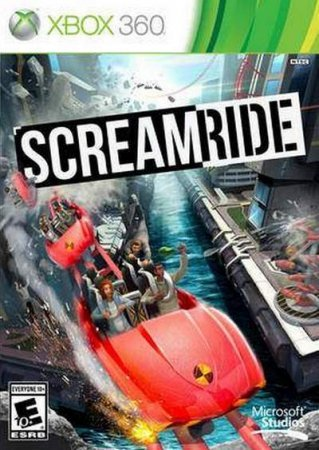 ScreamRide (2015) Xbox360