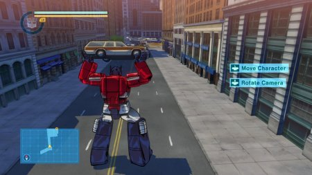 Transformers: Devastation (2015) Xbox360
