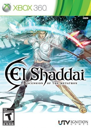 El Shaddai. Ascension of the Metatron (2011) Xbox360