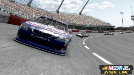 NASCAR: The Game Inside Line (2012) Xbox360