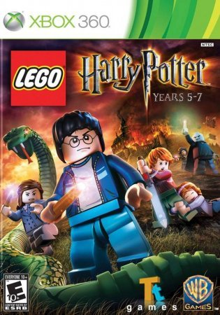 LEGO Harry Potter: Years 5-7 (2011) Xbox360