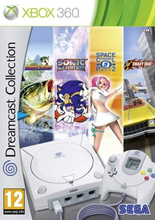 Dreamcast Collection (2011) Xbox360
