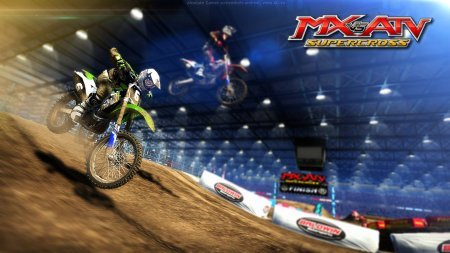 MX Vs ATV. Supercross (2014) Xbox360