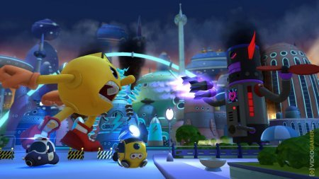 Pac-Man and The Ghostly Adventures 2 (2014) Xbox360