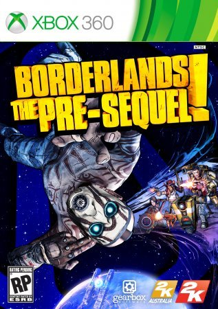 Borderlands. The Pre-Sequel (2014) Xbox360