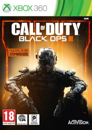 Call of Duty: Black Ops 3 (2015) Xbox360
