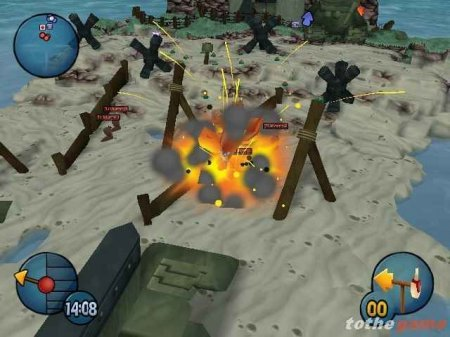 Worms 3D (2005) Xbox360