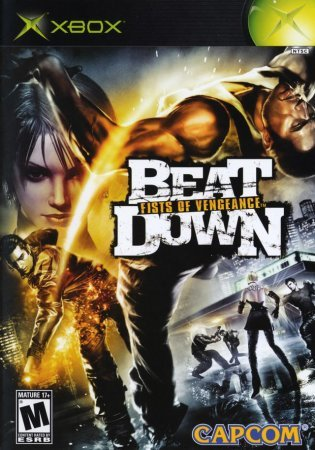 Beat Down: Fists of Vengeance (2005) Xbox360