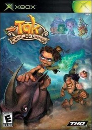Tak: The Great Juju Challenge (2005) Xbox360