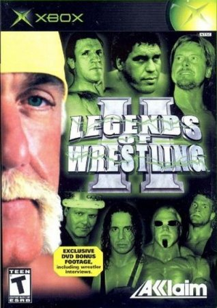 Legends of Wrestling 2 (2002) Xbox360