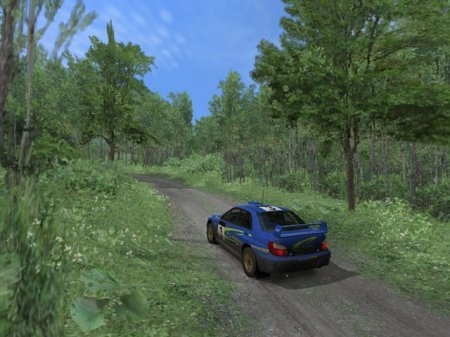 Richard Burns Rally (2004) XBox360