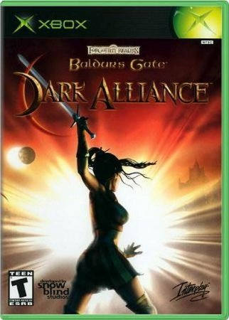 Baldur's Gate: Dark Alliance (2002) Xbox360