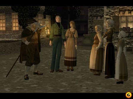 Shadow of Memories (2002) Xbox360