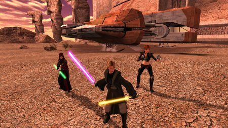 Star Wars Knights of the Old Republic II: The Sith Lords (2004) Xbox360