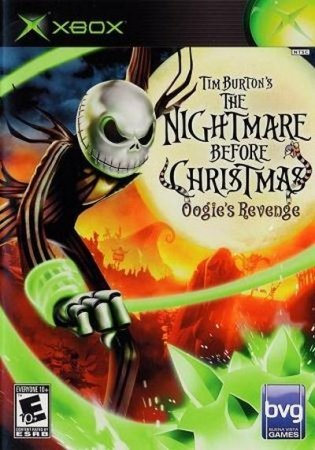 Tim Burton's The Nightmare Before Christmas: Oogie's Revenge (2005) Xbox360