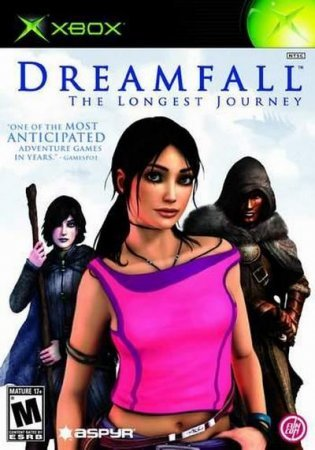 Dreamfall: The Longest Journey (2006) Xbox360