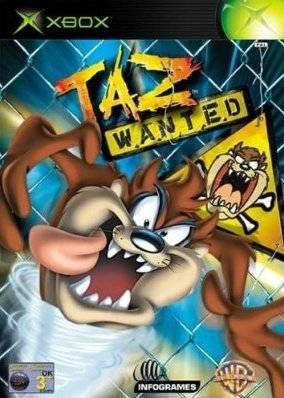 Taz Wanted (2002) Xbox360