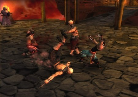 Mortal Kombat: Shaolin Monks (2005) Xbox360