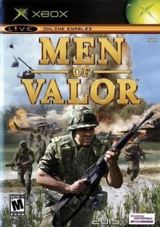 Men of Valor (2004) Xbox360
