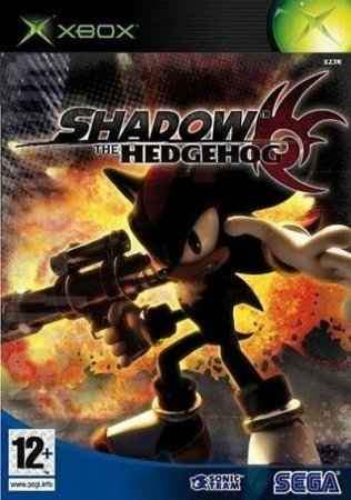 Shadow The Hedgehog (2005) Xbox360