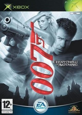 James Bond 007: Everything or Nothing (2004) Xbox360