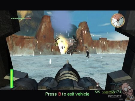 Armed and Dangerous (2003) Xbox360