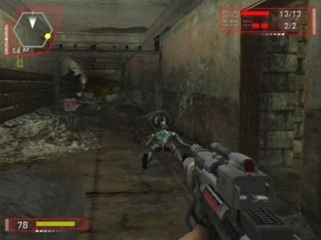 Terminator 3 - Rise Of The Machines (2003) Xbox360