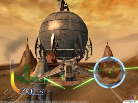 Star Wars: The Clone Wars (2003) Xbox360