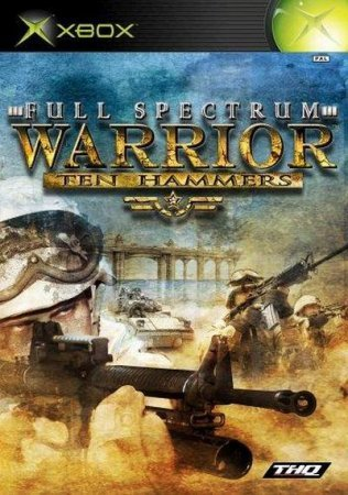 Full Spectrum Warrior (2006) Xbox360