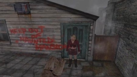 Silent Hill 2: Restless Dreams (2001) Xbox360