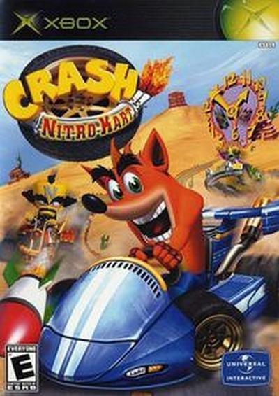 Crash Nitro Kart Торрент