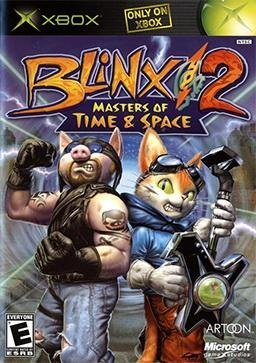 Blinx 2: Masters of Time & Space (2004) Xbox360