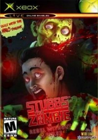 Stubbs the Zombie in Rebel without a Pulse (2005) Xbox360