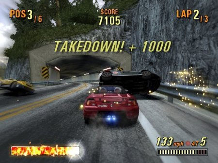 Burnout 3: Takedown (2004) Xbox360