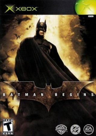 Batman Begins (2005) Xbox360