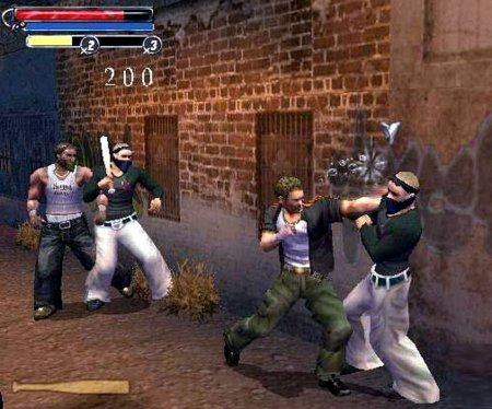 Final Fight: Streetwise (2006) Xbox360
