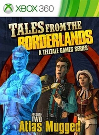 Tales from the Borderlands: Episode 1 - 5 (2014) Xbox360
