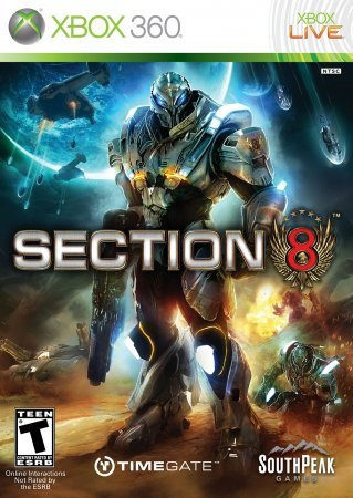 Section 8 (2009) Xbox360