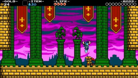 Shovel Knight (2015) Xbox360