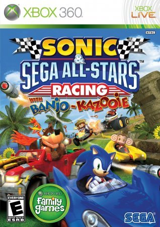 Sonic & Sega All Stars Racing (2010) Xbox360