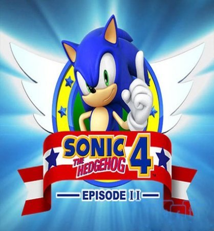 Sonic the Hedgehog 4: Episode II (2011) Xbox360