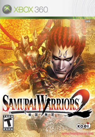 Samurai Warriors 2 Empires (2006) Xbox360