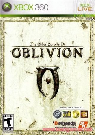 The Elder Scrolls IV Oblivion (2006) Xbox360